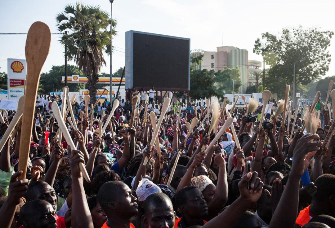 Burkinabe Rising