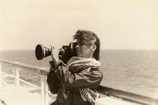 Mujeres documentalistas árabes